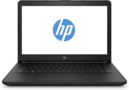 HP 14-bw007ng (14 Zoll / HD SVA) Laptop (AMD Dual-Core A4-9120, 4 GB RAM, 500 GB HDD, AMD HD Grafik, Windows 10 Home 64) schwarz