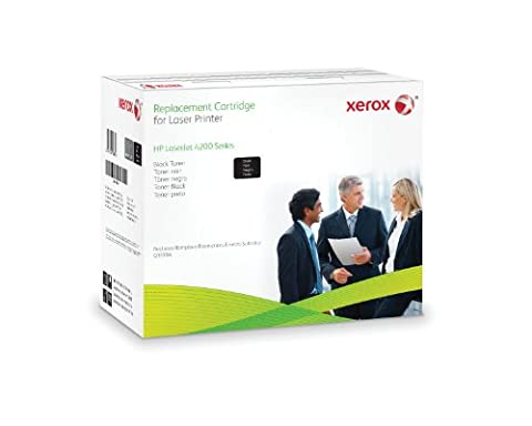 Xerox - Toner cartridge ( replaces HP 38A ) - 1 x black - 12000 pages