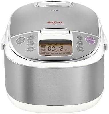 Tefal Multicook Pro Cocina - Procesador de alimentos, 680 W, 12 funciones, capacidad de 4 litros