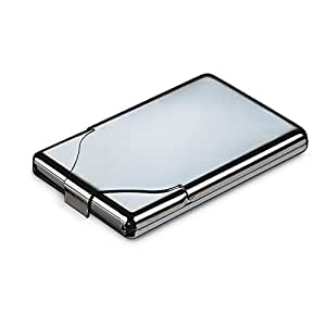 All Chrome Business or Credit Card Case/Holder