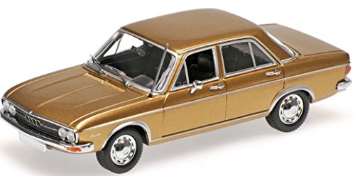 Audi 100 (gold metallic) 1969