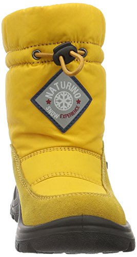 Naturino Unisex-Kinder Varna Schneestiefel Gelb (Gelb_9105)