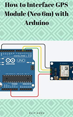 How to Interface GPS Module (Neo 6m) with Arduino (English Edition ...