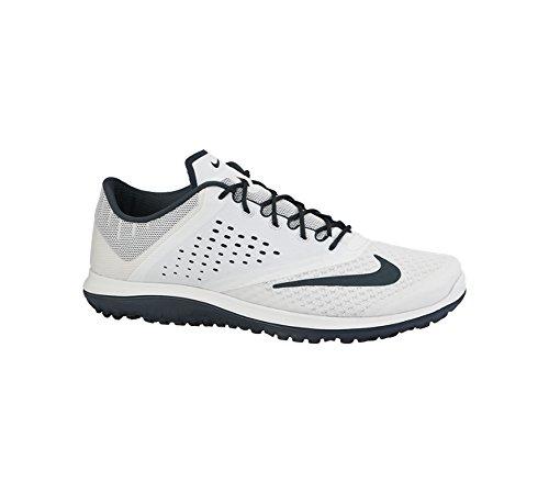 Nike - Fs Lite Run 2, Scarpe stringate  da donna Summit White/Black/Anthracite