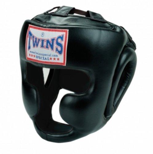 TWINS Kopfschutz schwarz L