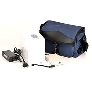 Cenblue Neuestes Modell Tragbarer Mini Sauerstoffkonzentrator Sauerstoff Generator Konzentrator – Sauerstoffgerät Sauerstoffgenerator Für den Heimgebrauch