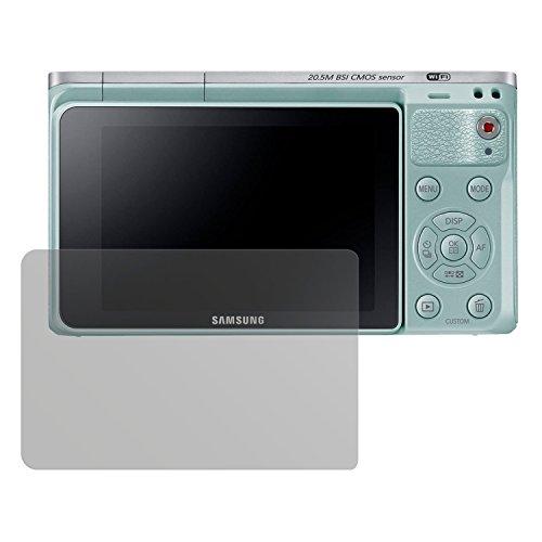dipos Samsung NX mini Schutzfolie (6 Stück) - Antireflex Premium Folie matt (Mini Samsung Nx Zubehör)
