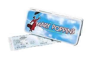 Mary Poppins Il Musical - Open Ticket Pack (Scatola + 1 Biglietto Teatro Nazionale CheBanca! - Milano per Visione Musical) Edizione Limitata - Esclusiva Amazon