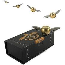 Golden Orb Fidget Spinner v1 - Exclusive Chest Box Design Only By Tornado