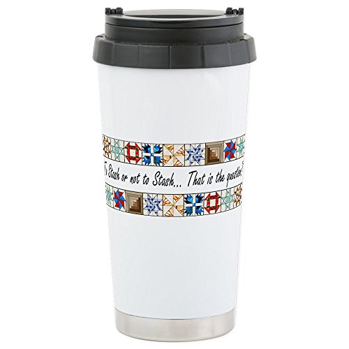 CafePress – zu Stash? – Thermobecher Edelstahl, isoliert 16 Oz Coffee Tumbler