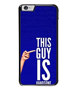 Fuson Designer Back Case Cover for Apple iPhone 6 (Funny Self Motivate Boys Young Student Male)