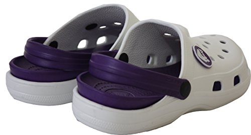 2Surf2surf - Zoccoli da ragazza' donna White/Purple