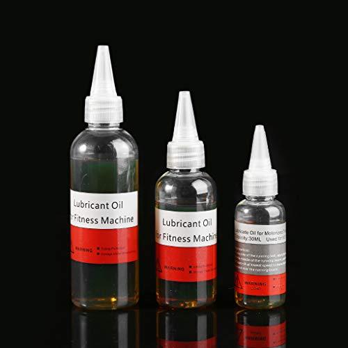 Laufband Gleitmittel für Laufmaschine, Methyl-Silikonöl 100ml -