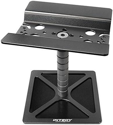 Integy RC Model Model Model Hop-ups C28007BLACK Professional Car Stand Workstation for Traxxas X-Maxx 4X4 | Supérieure  4b1b11