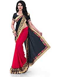 Kuki Women's Georgette Saree