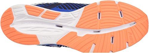 Asics Gel-Hyper Tri 3, Scarpe da Ginnastica Uomo Blu (Directoire Blue / Peacoat / Hot Orange)