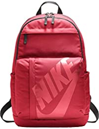 c6d9b377d Nike Elemental - Mochila, Unisex, Elemental Backpack, Noble  Red/Black/Bordeaux,…