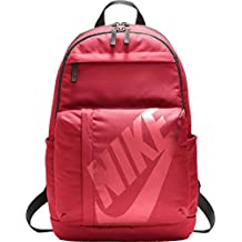 Nike Elemental - Mochila, Unisex, Elemental Backpack, Noble Red/Black/Bordeaux