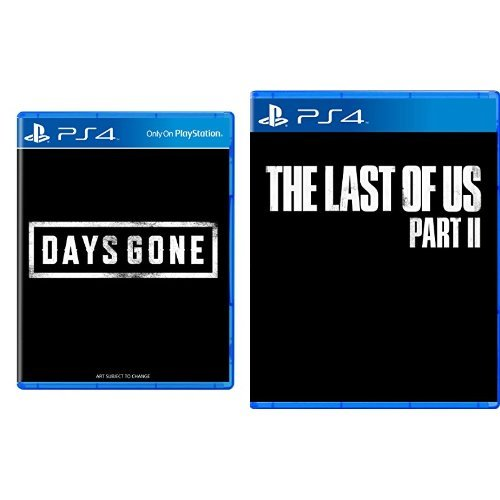 Days Gone - [PlayStation 4] & The Last of Us Part II [PlayStation 4]