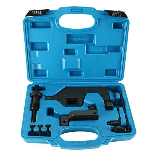 FreeTec Steuerkette Werkzeug Motor Einstellwerkzeug 8-TLG. BMW N13 N18 F20 F30 Mini R55 R56 985