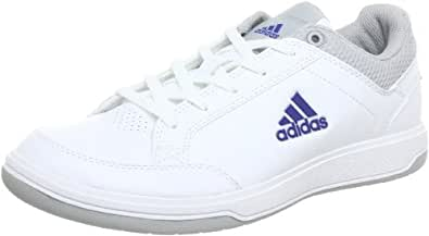 adidas Mens Oracle VI Tennis Shoes White Weiß (Running
