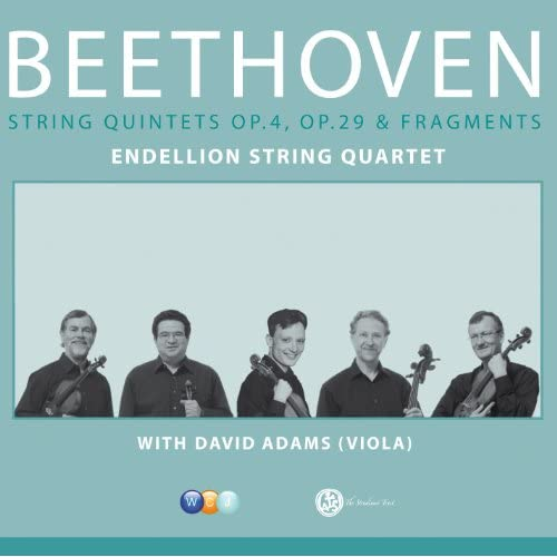 String Quintet In E Flat Major Op.4 : I Allegro Con Brio