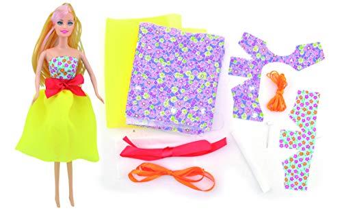 (Andreu Toys 1270103Craft Trikes Entwerfen Kit Fashion Mädchen, 22,7x 16,5x 7,2cm)