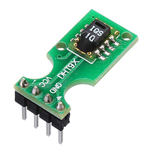 DHT90 SHT10 Digital Temperatur Pin Modul Board Feuchte-Sensor (Pins sind nicht gelötet)