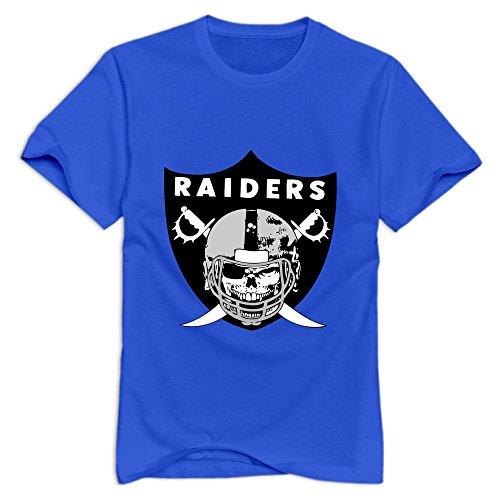 KST Herren T-Shirt Gr. Large, Blau - Königsblau Griffin Rugby