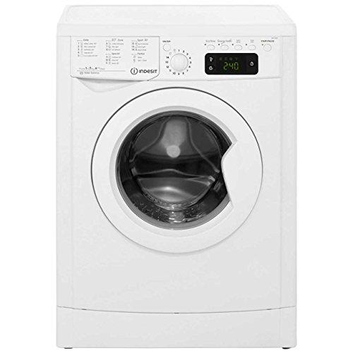 Indesit IWE71682W ECO 7kg 1600 Spin 14 Programmes Washing Machine In White