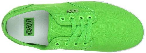Dvs Rico Ct Girls, Chaussures de skate femme Vert - Grün (GREEN MESH)
