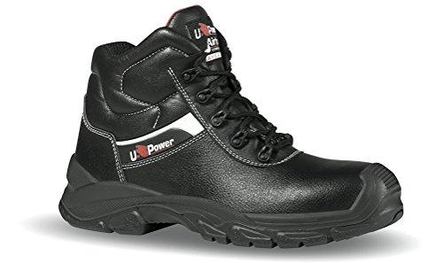 UPOWER , Chaussures de sécurité pour homme Noir