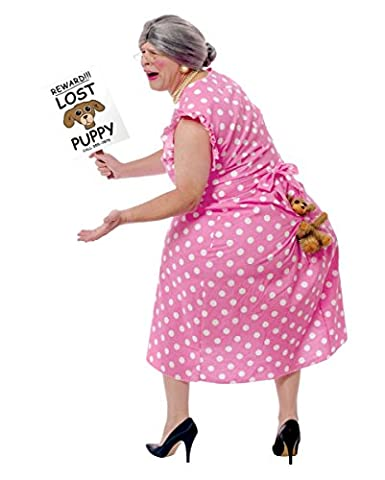 Costumes Puppy Dog Pour Adultes - Puppy Dog Grandma Costume