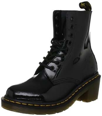 Dr. Martens CLEMENCY Patent BLACK 14638002, Damen Stiefel, Schwarz (black), EU 39