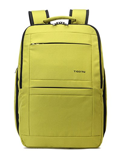 Yk Business uomini e donne zaino Zaino Slim, computer, viaggio Business borse, – , fino a 35,8 cm e notebook, Yellow Yellow
