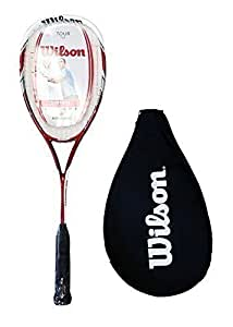 Wilson BLX 138 Tour Raquette de Squash RRP £ 150 Housse