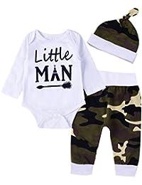 0f8cda8a2 Amazon.es  ropa de camuflaje - Beige   Niños de hasta 24 meses ...