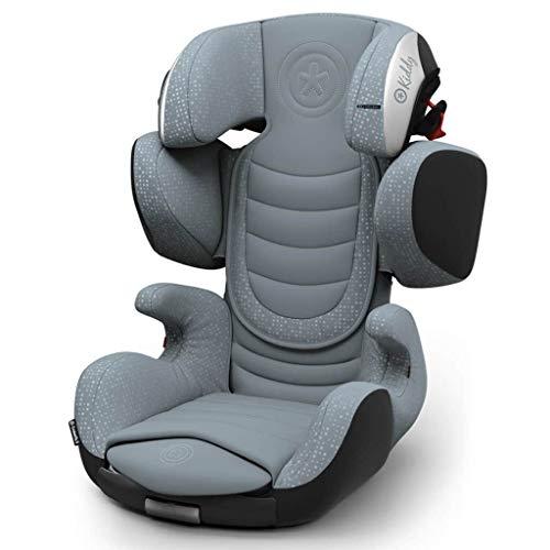 Kiddy 41523CF120 Cruiserfix 3 - Silla infantil para automóvil gris gris