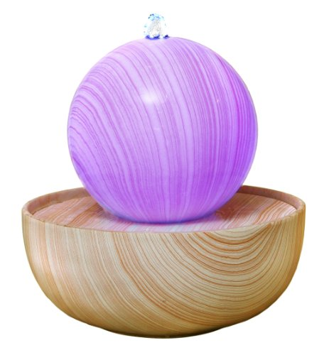 ambiente-saturn-marble-effect-colour-changing-sphere-water-feature-with-led-lights