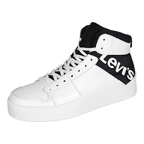 Levis femme sneaker mullet bsk s regular white,...
