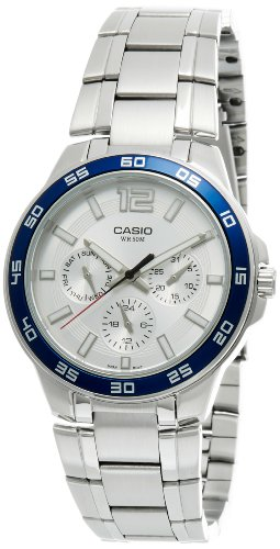 41RJdYd2N8L - Casio Enticer Mens MTP 1300D 7A2VDF A485 watch