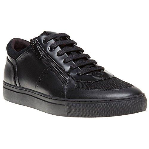 Hugo Futurism Low Homme Chaussures Noir Noir