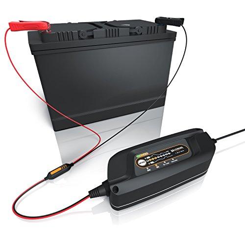 1A 15W Caricabatterie Universale Multi-Mode Portatile Ricaricabile Tender Maintainer Nero Feketeuki Auto Auto Moto ATV DC 12V