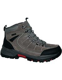 Para hombre Rae Premium piel superior impermeable senderismo/senderismo trekking botas
