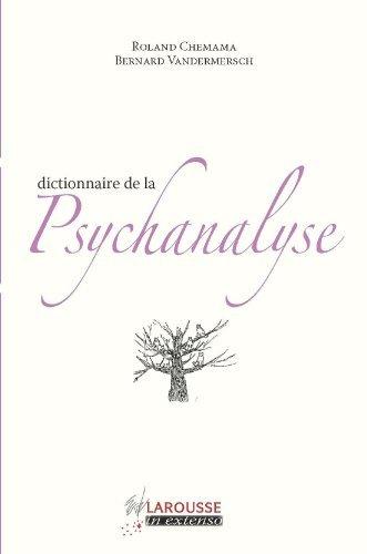 Dictionnaire de la psychanalyse de Roland Chemama (4 février 2009) Broché