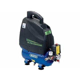 Draper 24974 6-Litre 1.1kW Oil-Free Air Compressor