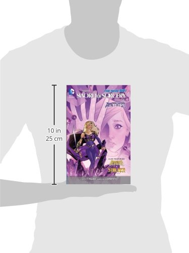 Sword of Sorcery Volume 1: Amethyst (The New 52)