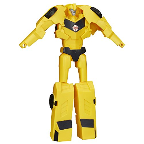 Transformers Robots In Disguise Titan Wechsler Bumblebee Actionfigur