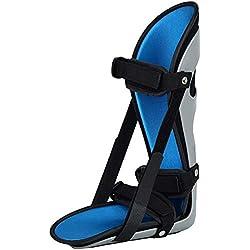 LXT PANDA Knöchelfraktur-Stiefel, Plantarfasziitis-Nachtschienen-Fersen- und Fußschmerz für die Behandlung von Plantarfasziitis, weiche Beinstütze.