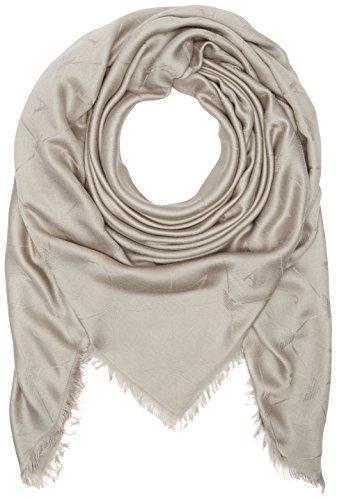Armani Jeans 9240156A016, Sciarpa Donna, Grau (Grey Rock Ridge 18840), Taglia Unica